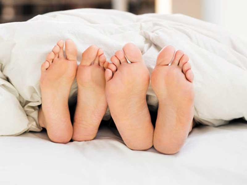 تاثیر هورمون استروژن در کاهش درد رابطه جنسی